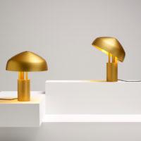 Уникальная настольная лампа от Ross Gardam
